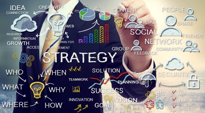 разработка стратегии инноваций