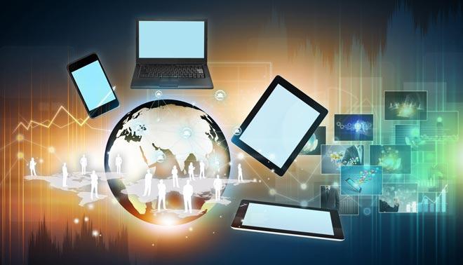 обмен услугами по сети