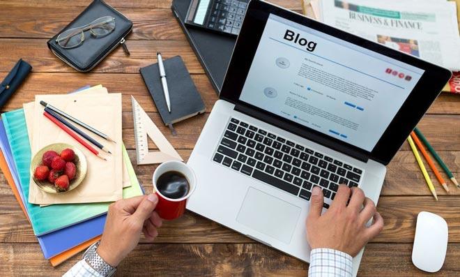 блог как ИТ стартап
