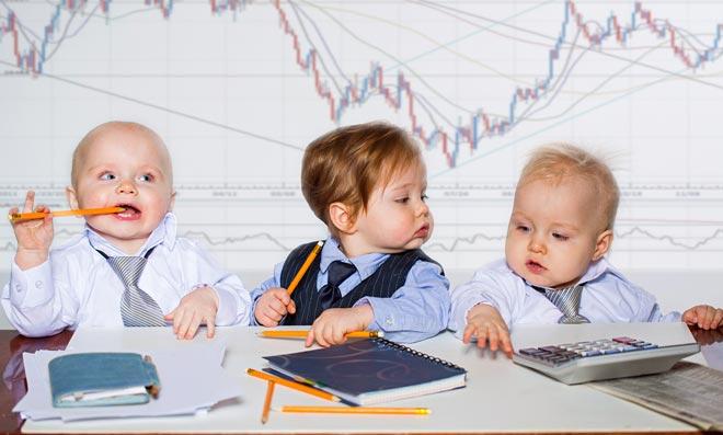 Финансовая и бизнес грамотность для детей