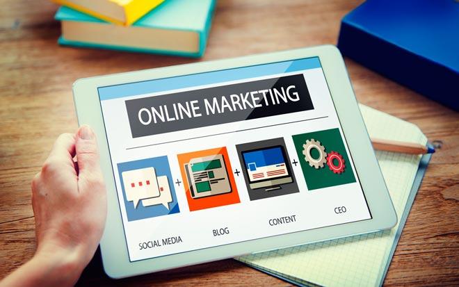 современный онлайн маркетинг