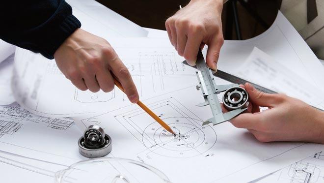 создание промышленной модели