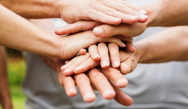 успешная социальная поддержка