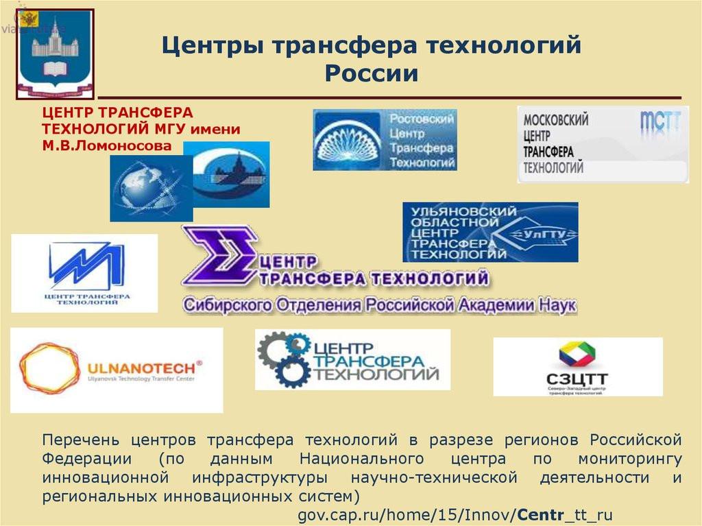 Центр трансфера технологий