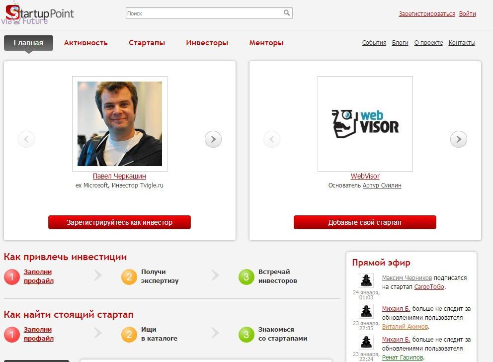 platforma-dlya-investicij-startup-point