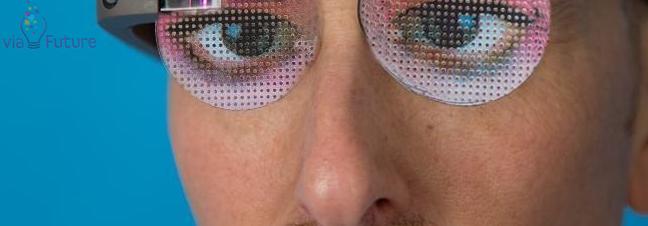 Уникальные очки с двойными линзами и настраиваемыми диоптриями (Англия)