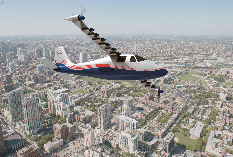 Аэротакси: от проекта до коммерческих моделей