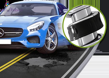 Автобаферы или пневмоподвеска для вашего автомобиля (Германия)