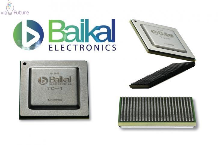 Процессор Baikal-M